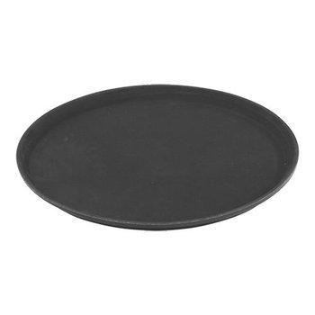 Dienblad rond - zwart A - Ø 36cm