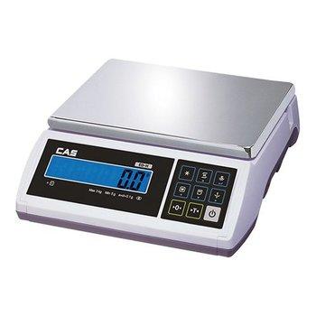 Elektrische weegschaal met accu - 6kg