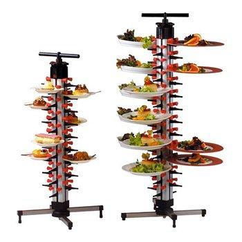 Bordenrek - tafelmodel - 36 borden