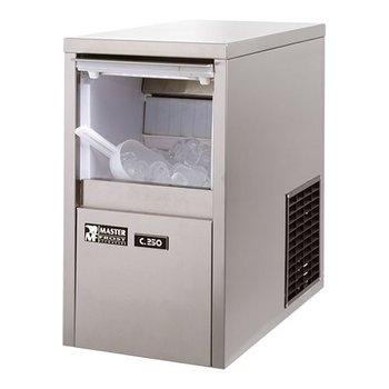 IJsblokjesmachine MF | holle ijsblokjes | 25kg/24u | 8kg bunker