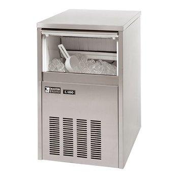 IJsblokjesmachine MF | holle ijsblokjes | 40kg/24u | 18kg bunker