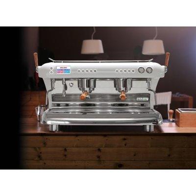 Ascaso Big Dream Plus Multiboiler espresso machine - 2 groeps - (H)55,4 x (B)93 x (D)59,3cm