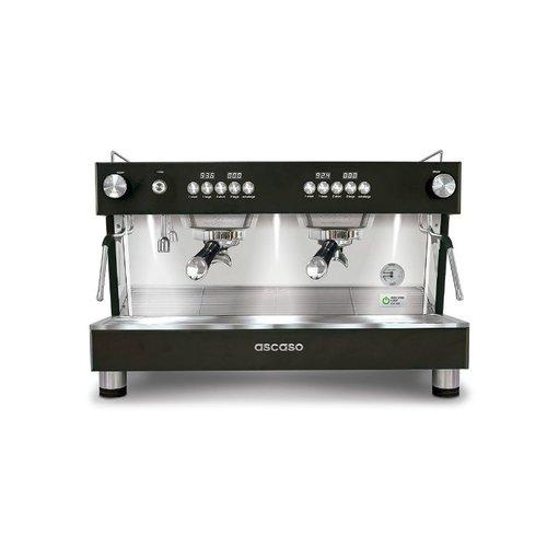 Ascaso Ascaso Barista T one espresso machine - 2 groeps - black - (H)53,5 x (B)70 x (D)47,5cm