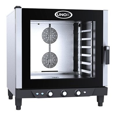 Bake-off oven - XB693 - Bakerlux manual - 6x