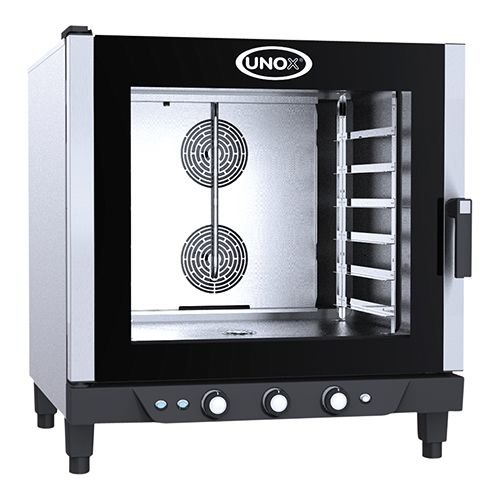 Unox Bake-off oven - XB693 - Bakerlux manual - 6x