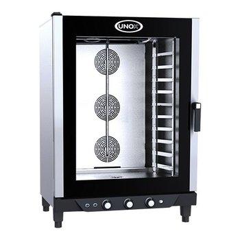 Bake-off oven - XB893 - Bakerlux manual - 10x