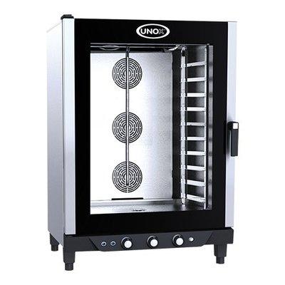 Bake-off oven - XB893 - Bakerlux manual - 10x