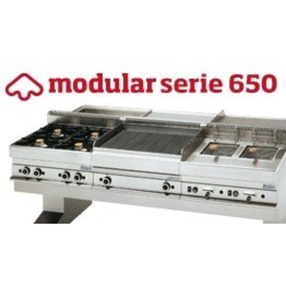 Modular 650 apparatuur