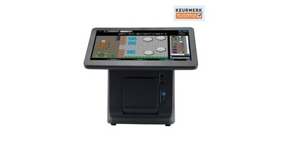 Touchscreen horeca kassasysteem