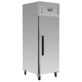 Vrieskast RVS | patisserie 600x800mm | 850L | (H)201x(B)74x(D)90