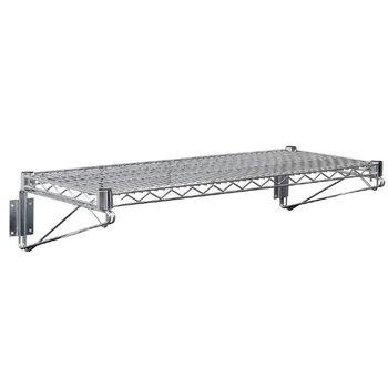 Wandplank draad tot 30kg - 122x36cm
