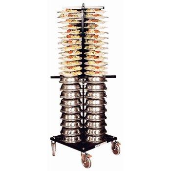 Bordenrek Jackstack - wielen - 88 borden