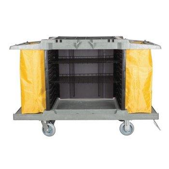 Huishoudwagen - 2x 77 liter zakken
