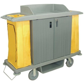 Huishoudwagen - 2x 93 liter zakken