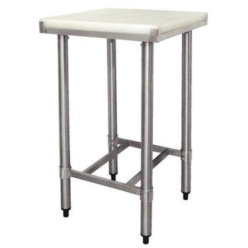 Werktafel - met snijplank - 50x50cm