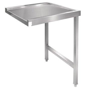 Aan/afvoer tafel - rechts 60cm
