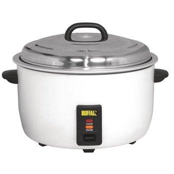Rijstkoker Buffalo - 10kg rijst - 23L inhoud