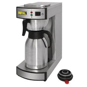 Koffiezetapparaat - met isoleerkan rvs 1,9L