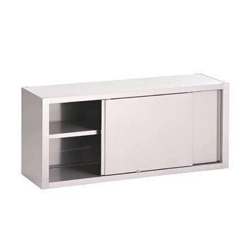 Wandkast RVS Gastro M   (H)60x(B)180x(D)40