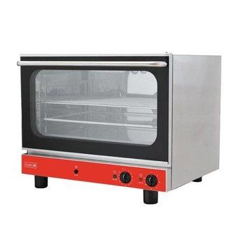 Heteluchtoven Gastro M - 4x 60x40cm - 400 volt