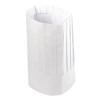 Koksmuts disposable B - papier 50 stuks