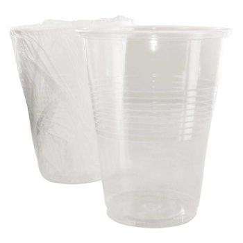 Bekertjes - per stuk in plastic - 500 stuks