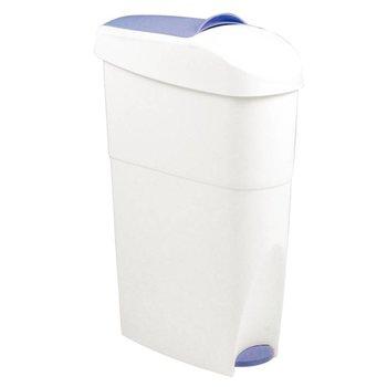 Smalle pedaal prullenbak - 18 liter