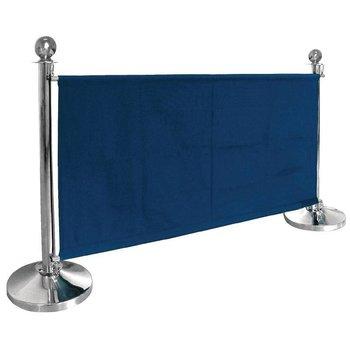 Afzetdoek - 70x143cm - donkerblauw