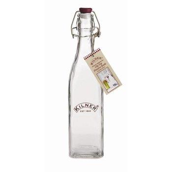 Glazen fles met beugelsluiting Kilner - 550ml