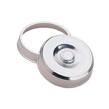 Bordenring aluminium - 20cm