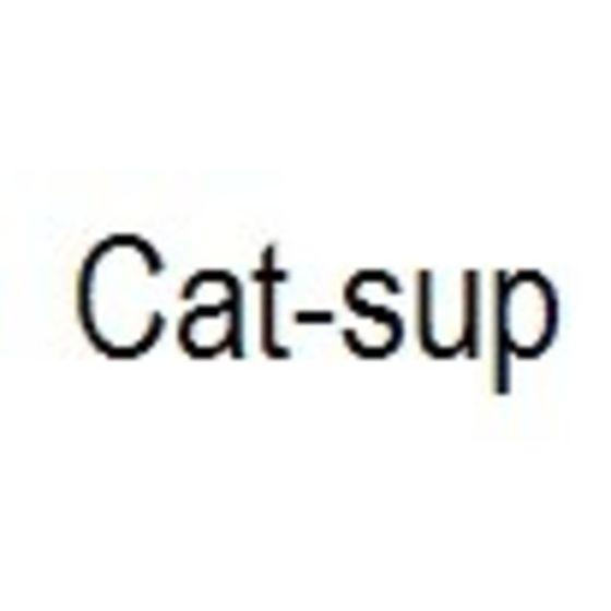 Cat-sup