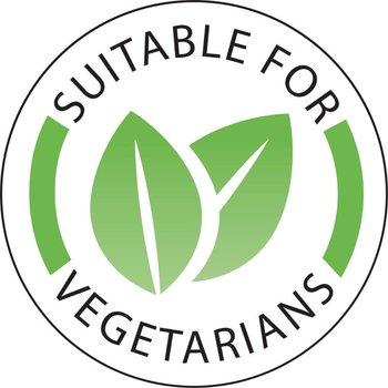 Code sticker - vegetarisch