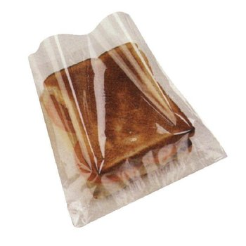 Disposable tosti boterhamzakjes - 1000 stuks