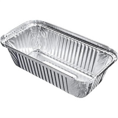 Aluminium afhaalbakjes - 690ml
