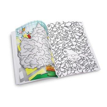 Horeca kinderkleurplaat - Bellboy - 50 stuks