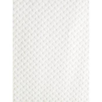 Papieren tafelkleed - wit - 70x70cm - 500 stuks