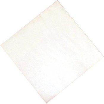 Professionele servetten - 33x33cm - wit - 1500 stuks