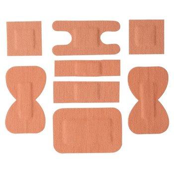 Pleisterset - stof - 100 stuks