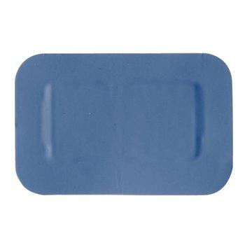 Blauwe pleister - patch - 50x