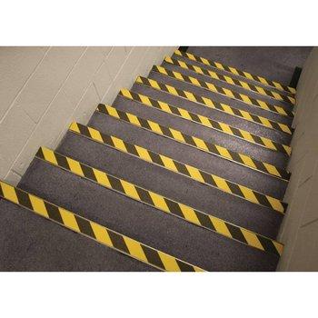 Antislip tape - 5cm x 18,3m - zwart geel