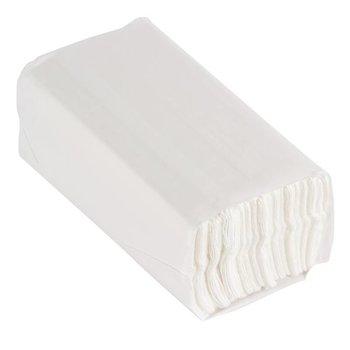 Handdoeken - C gevouwen - wit - 24 pakken