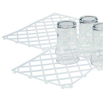 Glas afdruipmatten - 10 stuks