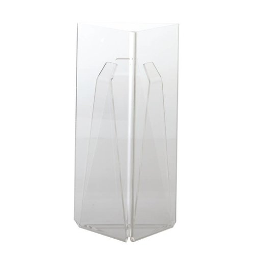 Acryl menuhouder driehoek - A4