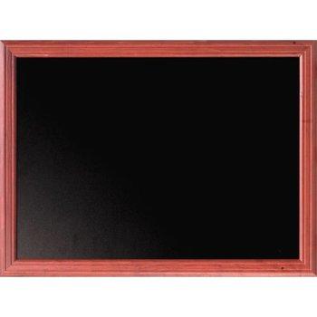 Schrijfbare wandbord - beukenhout - 60x80cm