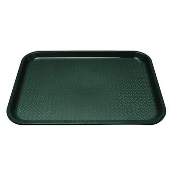 Fastfood dienblad - 41,5x30,5cm - groen