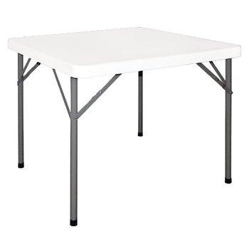 Inklapbare tafel - vierkant - 86x86cm