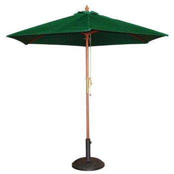 Parasol - rond 250cm - groen
