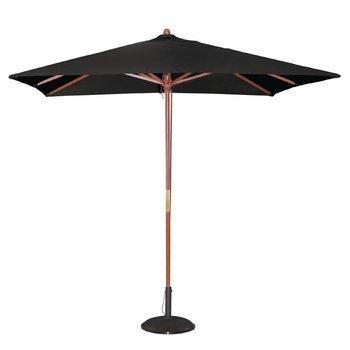 Parasol - vierkant 250cm - zwart