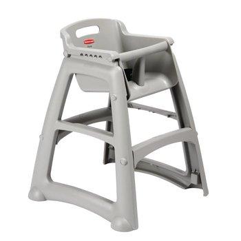 Kinderstoel Rubbermaid - grijs