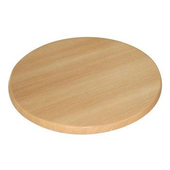 Tafelblad Rutger - rond 60cm - beuken